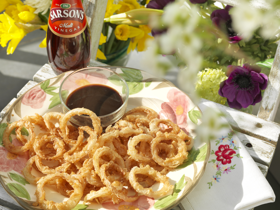 How To Make Onion Rings In A Pan