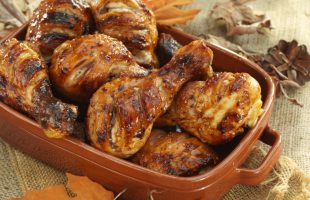 Hot & Sticky Chicken Drumsticks