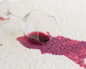 Remove wine stains