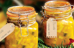 How to make Piccalilli